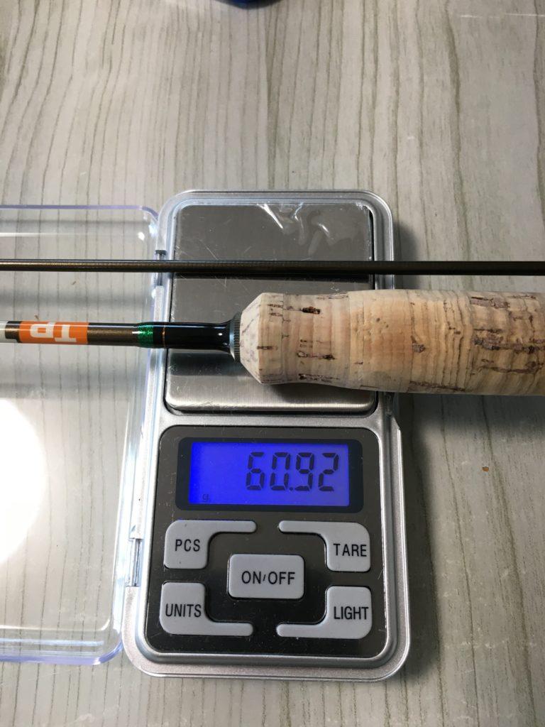 メジャークラフトトラパラ管釣り