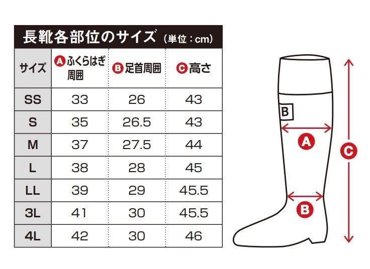 野鳥の会長靴サイズ