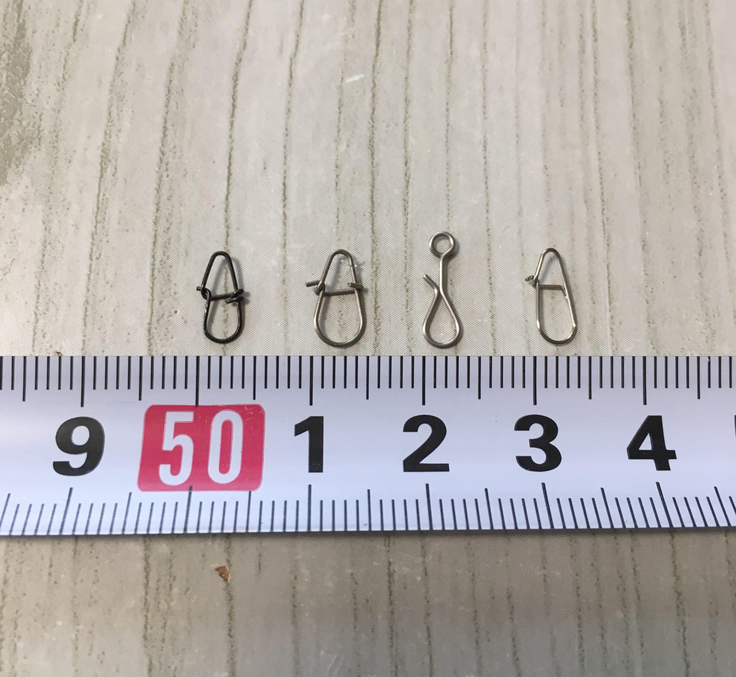 管理釣り場スナップ比較