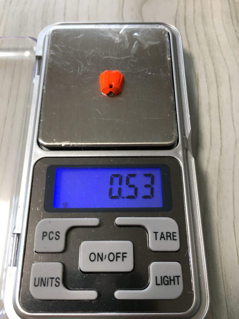 ネオスタイルプレミアム重量