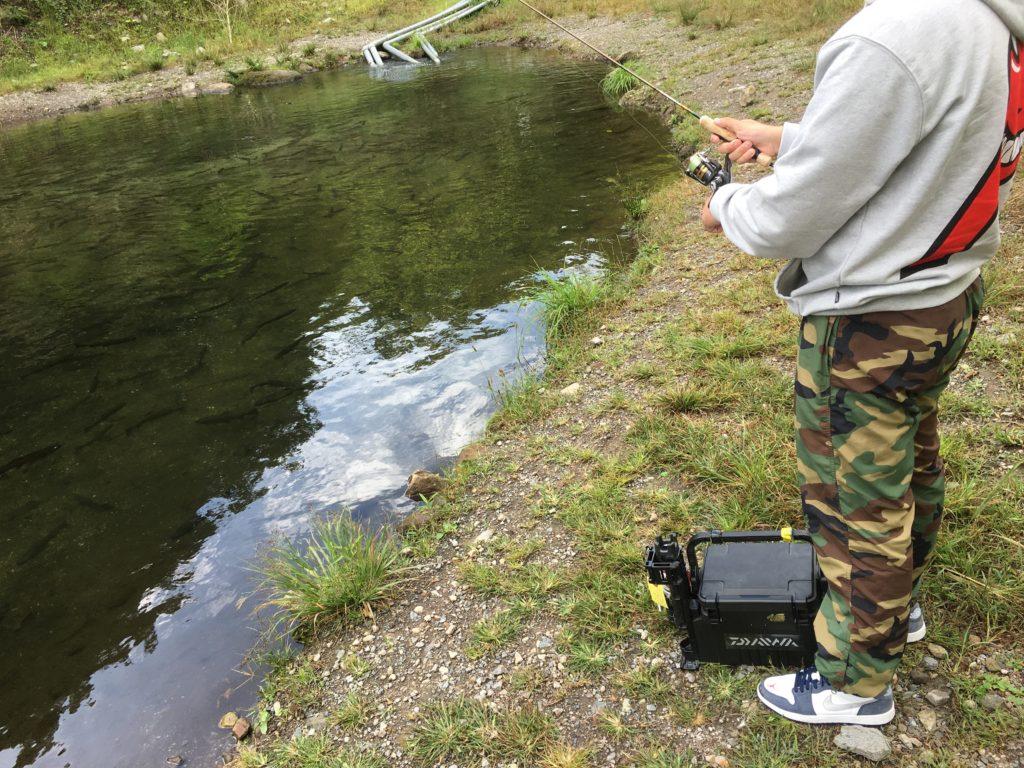イワナセンター 縦釣り 初心者スプーン大物 レギュレーション フェザー 持ち帰り アクセス 携帯電波 クランク