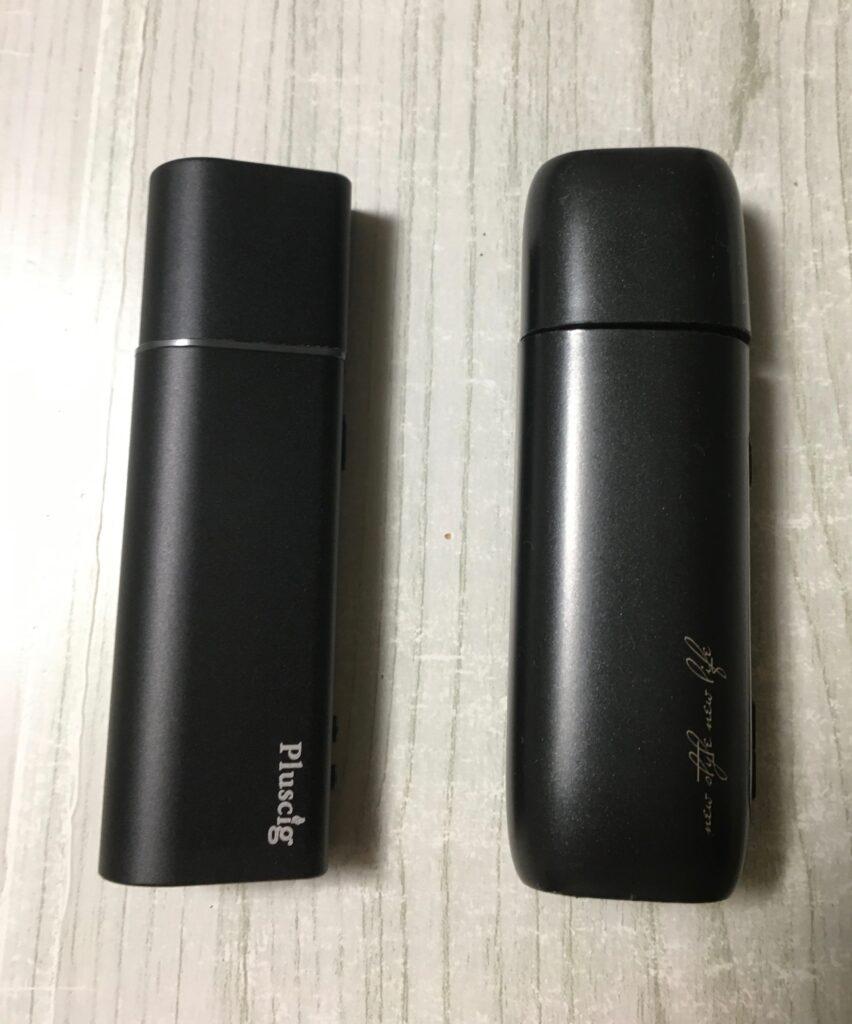 加熱式たばこ ヒートスティック アイコス互換機 愛煙家 管釣り Pluscig S9 P9 禁煙